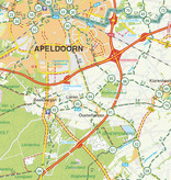 Falk Compact Fietskaart 25. Veluwe, Twente & Achterhoek, picture 268272164