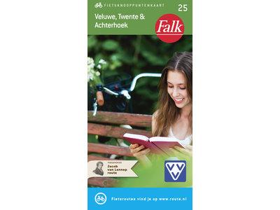 Falk Fietskaart 25. Veluwe, Twente & Achterhoek, picture 268272197