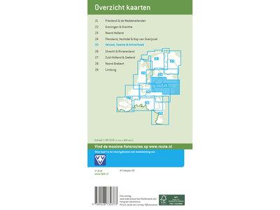 Falk Fietskaart 25. Veluwe, Twente & Achterhoek, picture 268272227