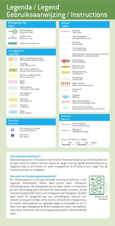 Falk Compact Fietskaart 27. Zuid-Holland & Zeeland, picture 268277537