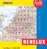 Falk Routiq autokaart Benelux Tab Map, picture 274129552