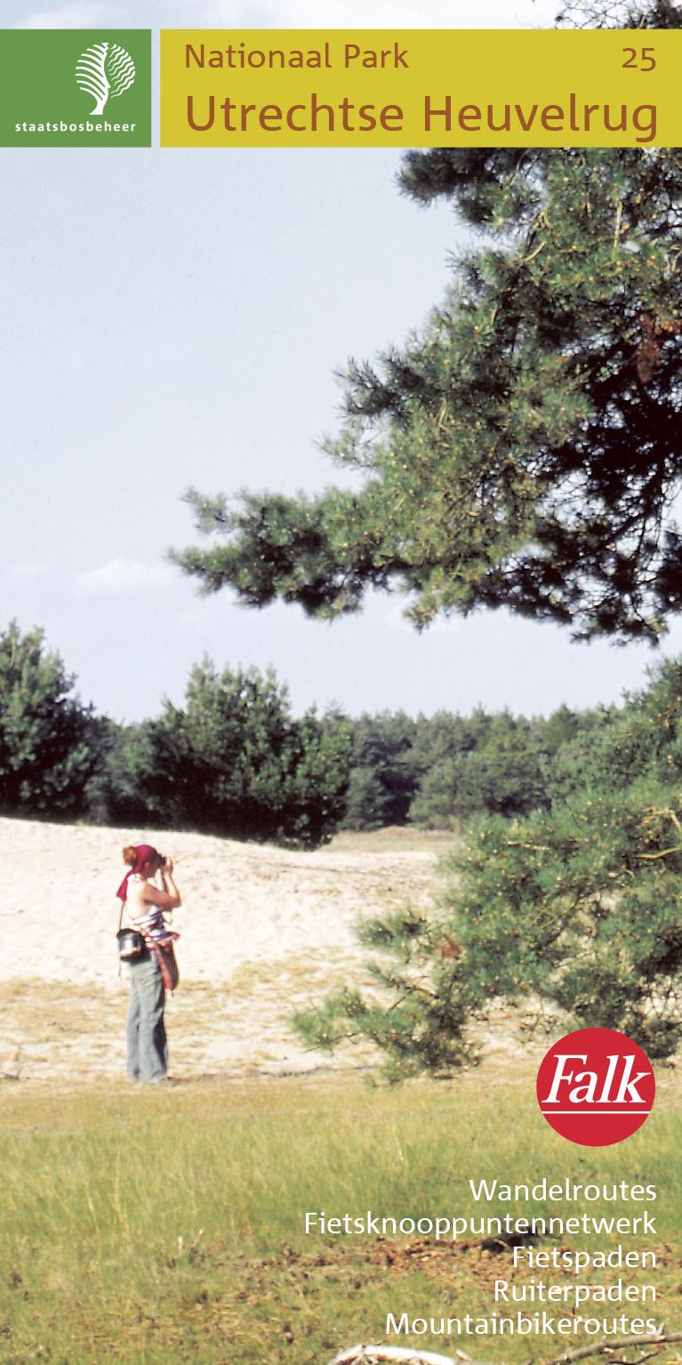 Staatsbosbeheer Wandelkaart 25 Utrechtse Heuvelrug, picture 276208012