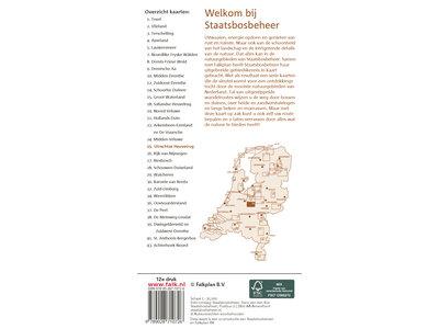 Staatsbosbeheer Wandelkaart 25 Utrechtse Heuvelrug, picture 276208132