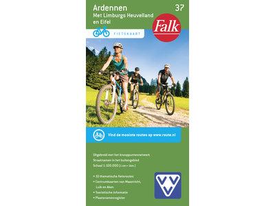 Falk Fietskaart 37. Ardennen, picture 276210775