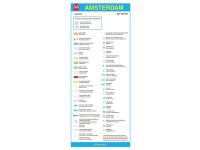 Falk Stadsplattegrond & fietskaart Amsterdam, picture 278847745