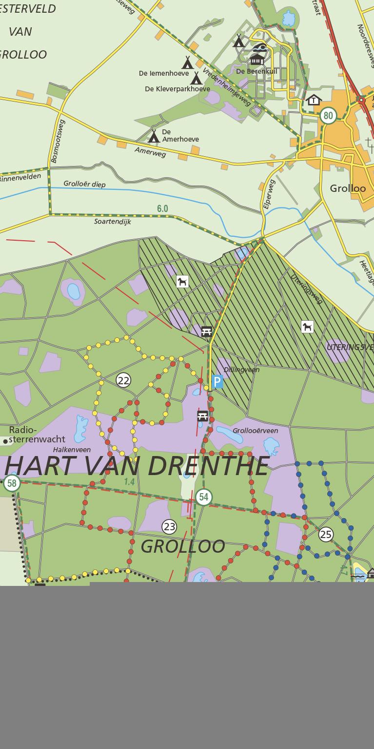 Staatsbosbeheer Wandelkaart 10. Midden-Drenthe, picture 284449686
