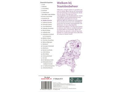 Staatsbosbeheer Wandelkaart 10. Midden-Drenthe, picture 284449818