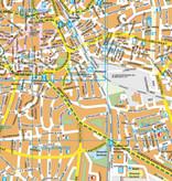 Falk Stadsplattegrond & fietskaart Hilversum met Het Gooi, picture 287694810