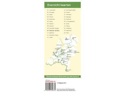 Falk Stadsplattegrond & fietskaart Hilversum met Het Gooi, picture 287694900