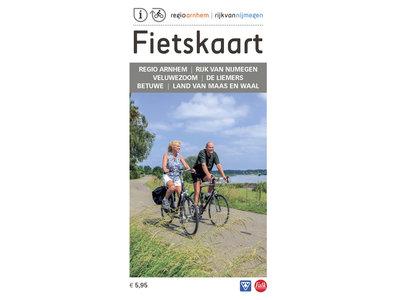 Falk Fietskaart Regio Arnhem Nijmegen, picture 293583603