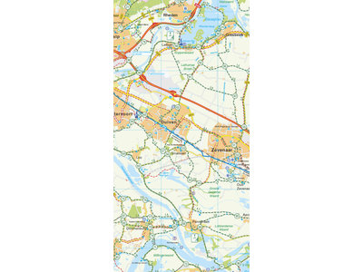 Falk Fietskaart Regio Arnhem Nijmegen, picture 293583855