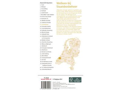 Falk Staatsbosbeheer wandelkaart 13 Grevelingen, picture 302239626