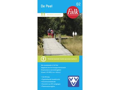 Falk VVV Wandelkaart 02 De Peel, picture 305014941