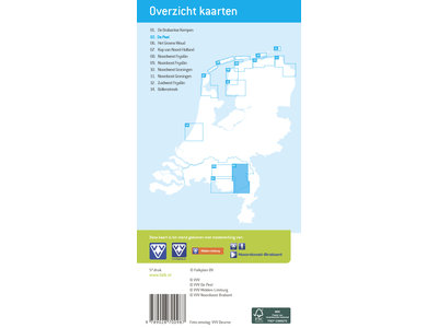 Falk VVV Wandelkaart 02 De Peel, picture 305015211