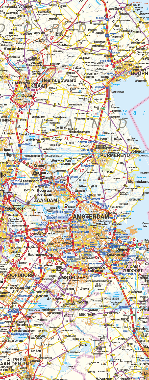 Falk Autokaart Nederland Basic, picture 310239907