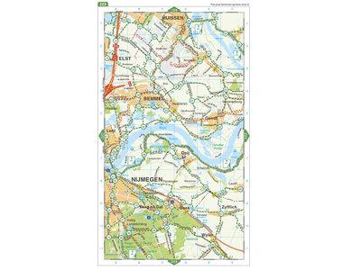 VVV Fietsatlas Nederland met alle fietsknooppunten, picture 312935594