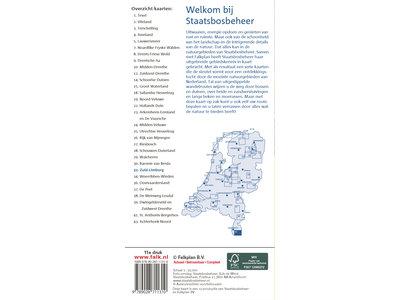 Staatsbosbeheer Wandelkaart 32 Zuid-Limburg, picture 320608563