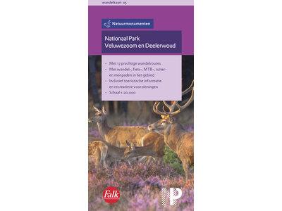 Natuurmonumenten Wandelkaart Natuurmonumenten 05. Nationaal Park Veluwezoom en Deelerwoud, picture 323028113