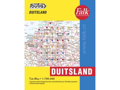 Falk Routiq autokaart Duitsland Tab Map, picture 328380465