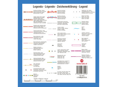 Falk Routiq autokaart Duitsland Tab Map, picture 328380473