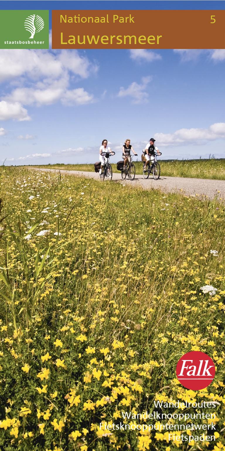 Staatsbosbeheer Wandelkaart 5 Lauwersmeer, picture 329265499