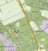 Staatsbosbeheer Wandelkaart 12. Zuidoost-Drenthe, picture 329265818