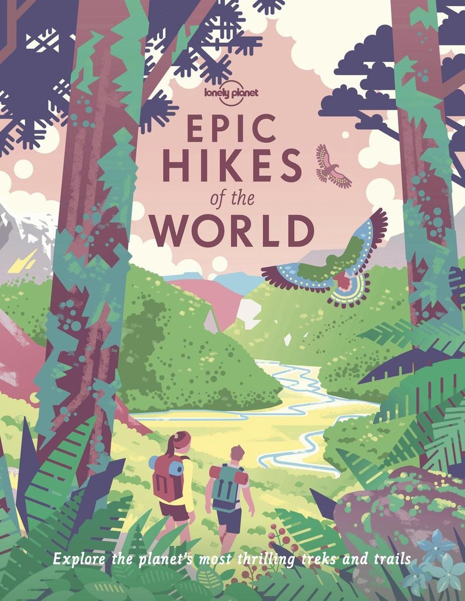 Lonely Planet Epic Hikes of the World, picture 342485082