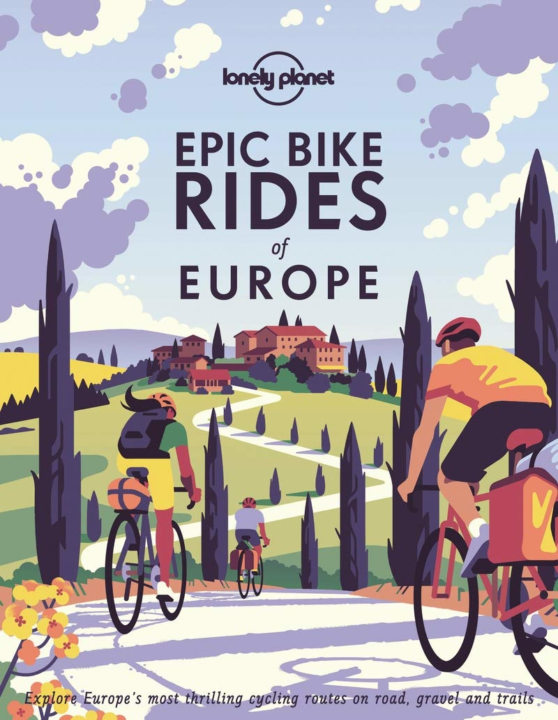 Lonely Planet Epic Bike Rides of Europe, picture 342486010