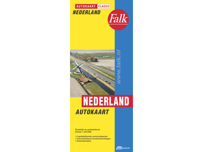 Falk Autokaart Nederland Classic, picture 343277576