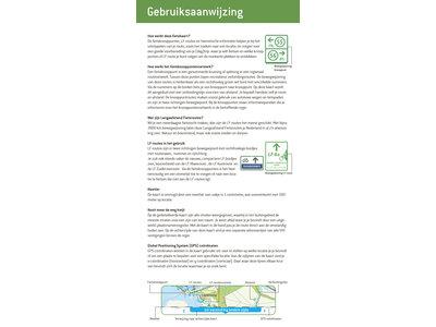 VVV Fietskaart 02. Waddeneilanden, picture 343278525