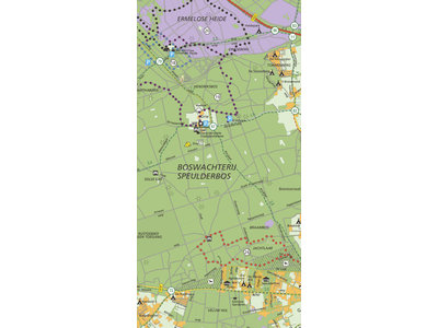 Staatsbosbeheer Wandelkaart 19 Noord-Veluwe, picture 343307646