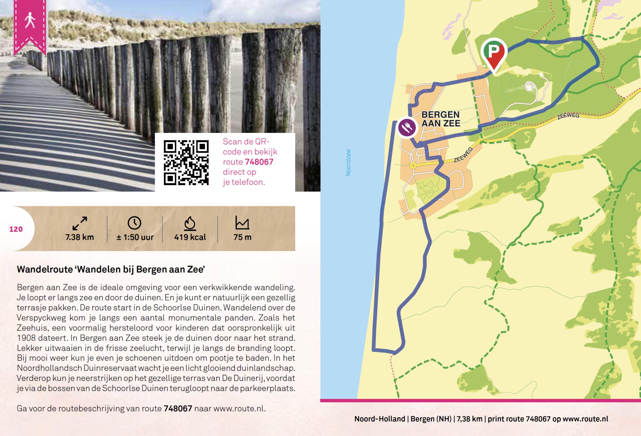 route.nl Groots Genieten 100 populairste wandelroutes van route.nl, picture 345788103