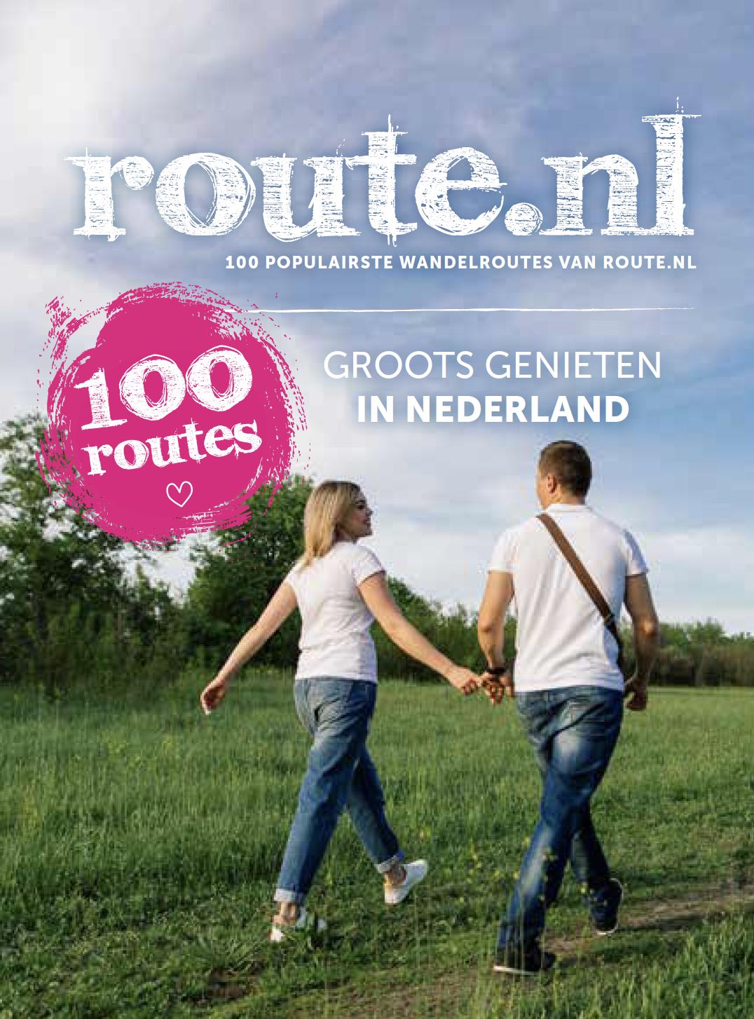 route.nl Groots Genieten 100 populairste wandelroutes van route.nl, picture 345788119