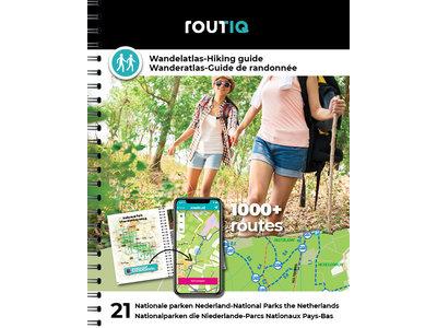 Routiq Routiq Wandelatlas Nederland, picture 356495864