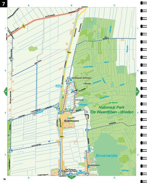 Routiq Wandelatlas Nederland, picture 356495868