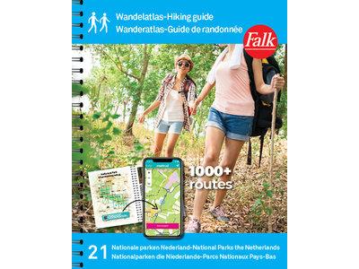 Falk Falk Wandelatlas Nederland - Wandelkaarten van 21 Nationale parken, picture 356496143