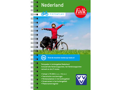 Falk Falk Fietsatlas Nederland 2021, picture 359198228
