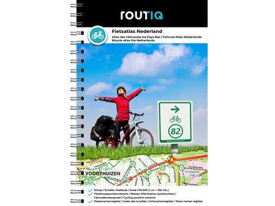 Routiq Routiq Fietsatlas Nederland 2021, picture 359198249