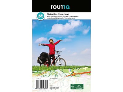 Routiq Routiq Fietsatlas Nederland 2021, picture 359374448