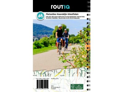 Routiq Routiq Fietsatlas Noordrijn-Westfalen 2021, picture 368633276