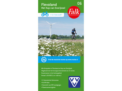 VVV Fietskaart 06. Flevoland, picture 374905643