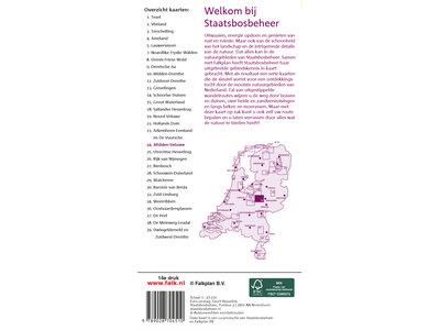 Staatsbosbeheer Wandelkaart 24 Midden-Veluwe, picture 374914009