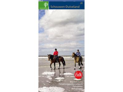 Staatsbosbeheer Wandelkaart 28 Schouwen-Duiveland, picture 374915632
