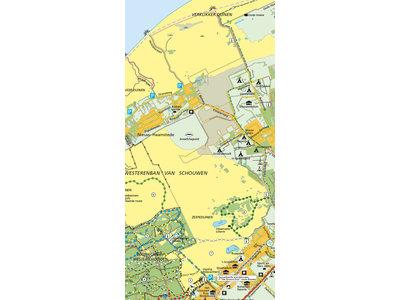 Staatsbosbeheer Wandelkaart 28 Schouwen-Duiveland, picture 374915696