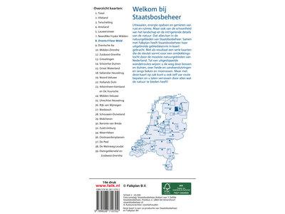 Staatsbosbeheer Wandelkaart 08 Drents-Friese Wold, picture 382318641