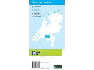 Falk VVV Wandelkaart 06 Nationaal landschap Het Groene Woud, picture 84808922