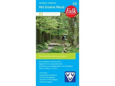 Falk VVV Wandelkaart 06 Nationaal landschap Het Groene Woud, picture 84808931