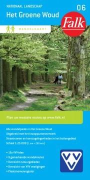 Falk Wandelkaart 06. Nationaal landschap Het Groene Woud, picture 84808931