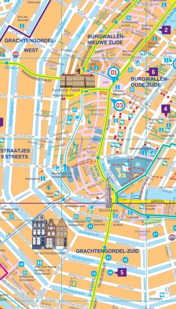 Falk Citymap & more 04. Amsterdam, picture 85334198