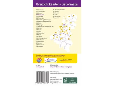 Falk Citymap & more 04. Amsterdam, picture 85334201